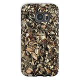 Dead Laves On Ground Autumn Phone Case Galaxy S7 / Tough Gloss & Tablet Cases