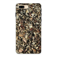 Dead Laves On Ground Autumn Phone Case Iphone 7 Plus / Tough Gloss & Tablet Cases