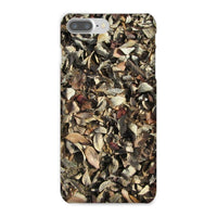 Dead Laves On Ground Autumn Phone Case Iphone 8 Plus / Snap Gloss & Tablet Cases