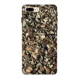 Dead Laves On Ground Autumn Phone Case Iphone 8 Plus / Tough Gloss & Tablet Cases