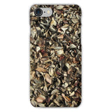 Dead Laves On Ground Autumn Phone Case Iphone 8 / Snap Gloss & Tablet Cases