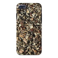 Dead Laves On Ground Autumn Phone Case Iphone 8 / Tough Gloss & Tablet Cases