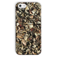 Dead Laves On Ground Autumn Phone Case Iphone Se / Snap Gloss & Tablet Cases