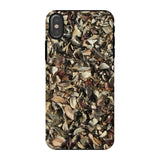 Dead Laves On Ground Autumn Phone Case Iphone X / Tough Gloss & Tablet Cases