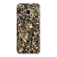 Dead Laves On Ground Autumn Phone Case Samsung S8 / Snap Gloss & Tablet Cases