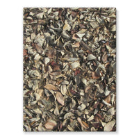 Dead Laves On Ground Autumn Stretched Eco-Canvas 18X24 Wall Decor