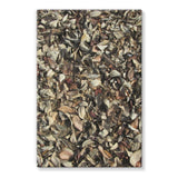 Dead Laves On Ground Autumn Stretched Eco-Canvas 24X36 Wall Decor