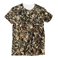 Dead Laves On Ground Autumn Sublimation T-Shirt Xs Apparel