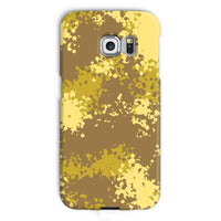 Desert Camouflage Pattern Phone Case Galaxy S6 Edge / Snap Gloss & Tablet Cases