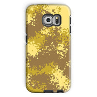 Desert Camouflage Pattern Phone Case Galaxy S6 Edge / Tough Gloss & Tablet Cases