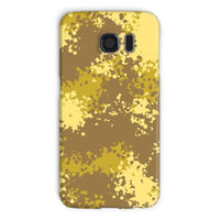 Desert Camouflage Pattern Phone Case Galaxy S6 / Snap Gloss & Tablet Cases