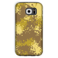 Desert Camouflage Pattern Phone Case Galaxy S6 / Tough Gloss & Tablet Cases