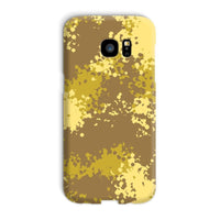 Desert Camouflage Pattern Phone Case Galaxy S7 Edge / Snap Gloss & Tablet Cases