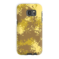 Desert Camouflage Pattern Phone Case Galaxy S7 Edge / Tough Gloss & Tablet Cases