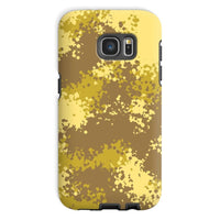 Desert Camouflage Pattern Phone Case Galaxy S7 / Tough Gloss & Tablet Cases