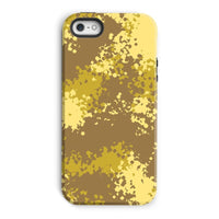 Desert Camouflage Pattern Phone Case Iphone 5/5S / Tough Gloss & Tablet Cases