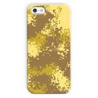 Desert Camouflage Pattern Phone Case Iphone 5C / Snap Gloss & Tablet Cases