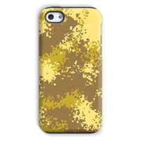 Desert Camouflage Pattern Phone Case Iphone 5C / Tough Gloss & Tablet Cases