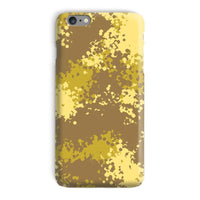 Desert Camouflage Pattern Phone Case Iphone 6 Plus / Snap Gloss & Tablet Cases