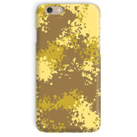 Desert Camouflage Pattern Phone Case Iphone 6 / Snap Gloss & Tablet Cases