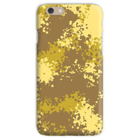 Desert Camouflage Pattern Phone Case Iphone 6S / Snap Gloss & Tablet Cases