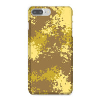 Desert Camouflage Pattern Phone Case Iphone 7 Plus / Snap Gloss & Tablet Cases