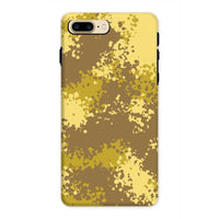 Desert Camouflage Pattern Phone Case Iphone 8 Plus / Tough Gloss & Tablet Cases