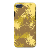 Desert Camouflage Pattern Phone Case Iphone 8 / Tough Gloss & Tablet Cases