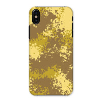 Desert Camouflage Pattern Phone Case Iphone X / Snap Gloss & Tablet Cases