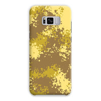 Desert Camouflage Pattern Phone Case Samsung S8 Plus / Snap Gloss & Tablet Cases