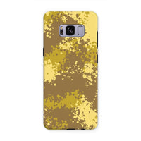 Desert Camouflage Pattern Phone Case Samsung S8 Plus / Tough Gloss & Tablet Cases