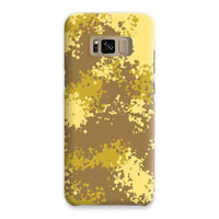 Desert Camouflage Pattern Phone Case Samsung S8 / Snap Gloss & Tablet Cases