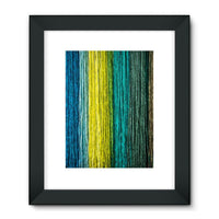 Different Color Expression Framed Fine Art Print 18X24 / Black Wall Decor
