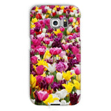 Different Tulips In Holland Phone Case Galaxy S6 Edge / Snap Gloss & Tablet Cases