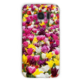 Different Tulips In Holland Phone Case Galaxy S6 / Snap Gloss & Tablet Cases