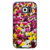 Different Tulips In Holland Phone Case Galaxy S6 / Tough Gloss & Tablet Cases