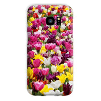 Different Tulips In Holland Phone Case Galaxy S7 / Snap Gloss & Tablet Cases