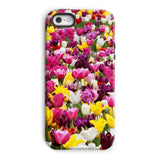 Different Tulips In Holland Phone Case Iphone 5/5S / Tough Gloss & Tablet Cases