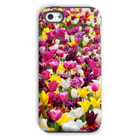 Different Tulips In Holland Phone Case Iphone 5C / Tough Gloss & Tablet Cases