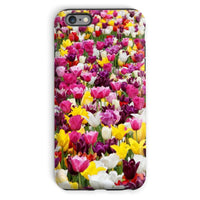 Different Tulips In Holland Phone Case Iphone 6 Plus / Tough Gloss & Tablet Cases
