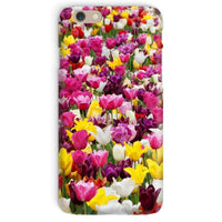 Different Tulips In Holland Phone Case Iphone 6 / Snap Gloss & Tablet Cases