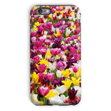 Different Tulips In Holland Phone Case Iphone 6S Plus / Tough Gloss & Tablet Cases