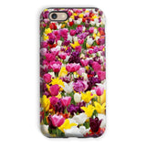 Different Tulips In Holland Phone Case Iphone 6S / Tough Gloss & Tablet Cases