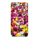 Different Tulips In Holland Phone Case Iphone 7 Plus / Snap Gloss & Tablet Cases