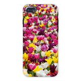 Different Tulips In Holland Phone Case Iphone 7 / Tough Gloss & Tablet Cases