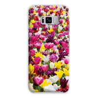 Different Tulips In Holland Phone Case Samsung S8 Plus / Snap Gloss & Tablet Cases