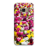 Different Tulips In Holland Phone Case Samsung S8 / Snap Gloss & Tablet Cases