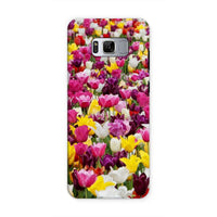 Different Tulips In Holland Phone Case Samsung S8 / Tough Gloss & Tablet Cases