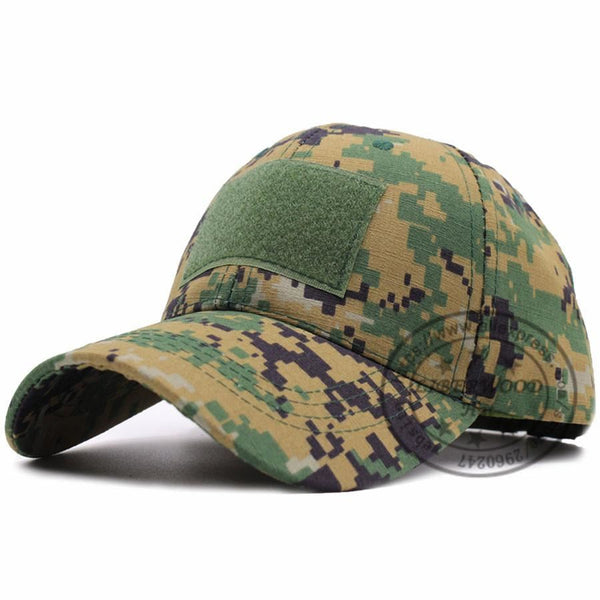 Digital Tactical Army Camo Cap digital green – ARTPICS fdc43583fff2