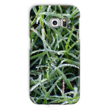 Early Morning Dew On Grass Phone Case Galaxy S6 Edge / Snap Gloss & Tablet Cases